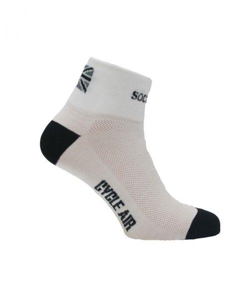 mens coolmax cycling socks white (4)