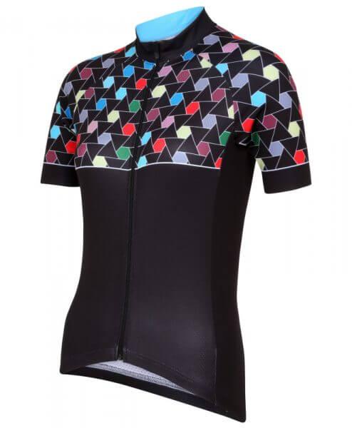 stolen goat Hexilation womens short sleeve cycling jersey