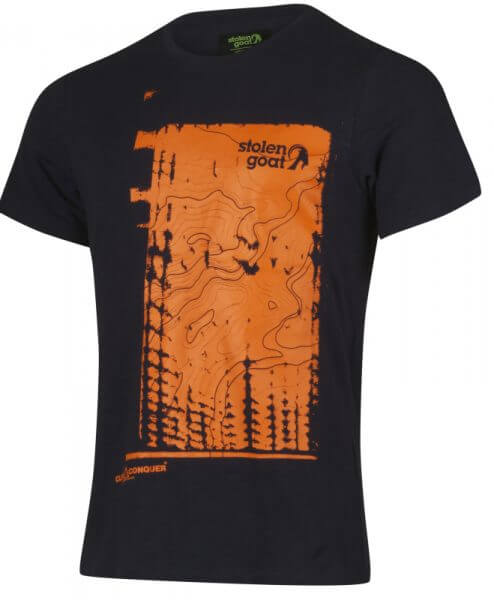 stolen goat topography cycling tshirt side