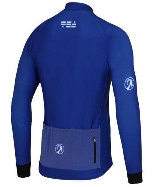 orkaan everyday jersey ls blue back
