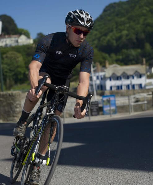 stolen goat intergalactic blue black bodyline jersey mens cycling 3