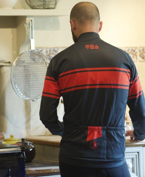 mens long sleeve thermal cycling jersey grimpeur stolen goat